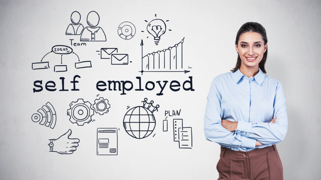 What tax do I pay as self-employed?
